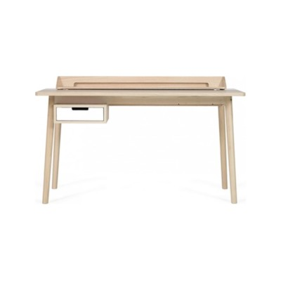 Desk Honoré White, Oak