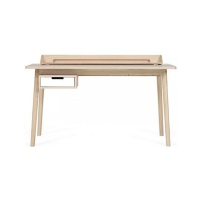 Desk Honoré White, Oak