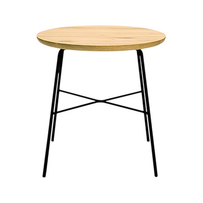 Disc Round Side Table