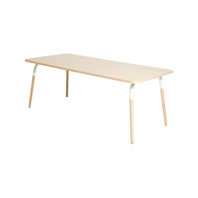 Dojo Dining Table White, RAL 9016