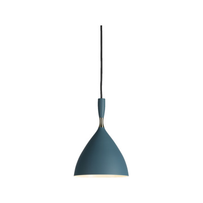 Dokka Pendant Light Petrol Blue