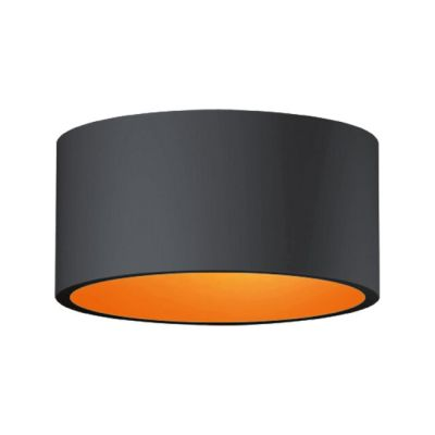 Domo 8210 Ceiling Light Yes, Matt orange lacquer