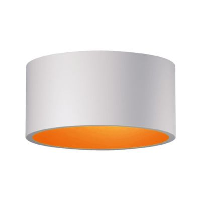 Domo 8211 Ceiling Light Yes, Matt orange lacquer
