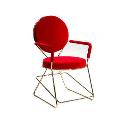 Double Zero Chair with Arms Black, A7793 - Harald 2 942 green