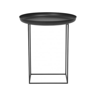 Duke Side Table Earth Black
