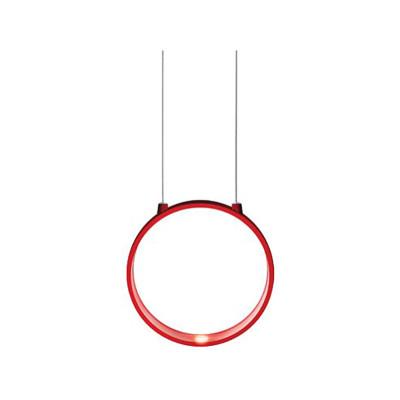Eclittica 20 Pendant Light Red