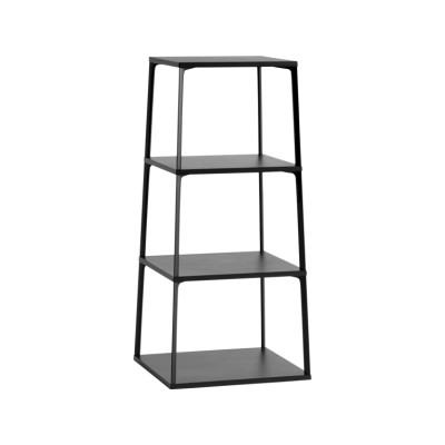 Eiffel Square 4 Layer Shelf