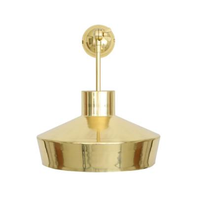 Elegance Wall Light Satin Brass