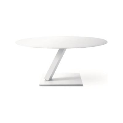 Element Table - Round Desalto Marble White Duomo D63,160cm