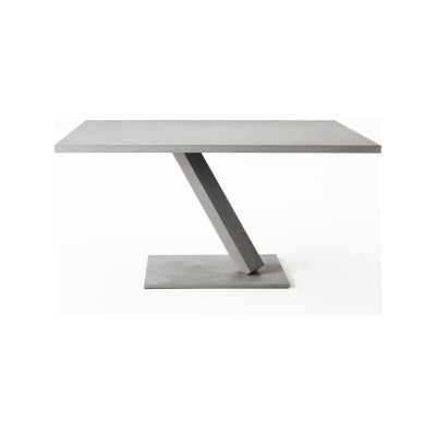Element Table - Square Desalto Marble White Duomo D63