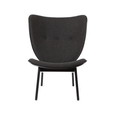 Elephant Chair Oak Black, Divina Melange 2 120
