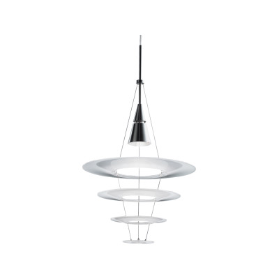 Enigma 425 Pendant Light Clear Coated