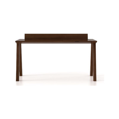 Ernest Desk Dark Stained Walnut