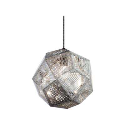 Etch Pendant Light Steel