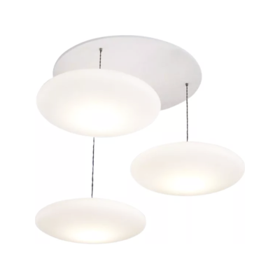 Ethel 3-Drop Pendant Light