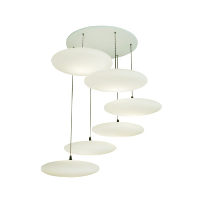 Ethel 6-Drop Pendant Light