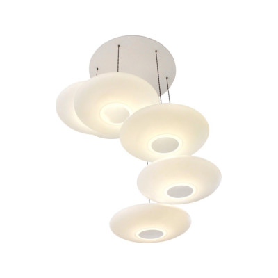 Ethel Inverse 6-Drop Pendant Light