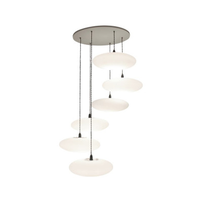 Etheletta 6 Drop Pendant Light