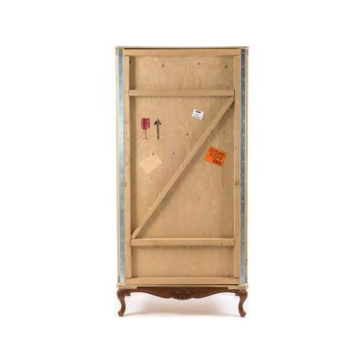 Export Comò Wooden Wardrobe Base