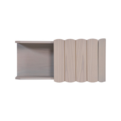 Fanny Shelf Light Grey, Small
