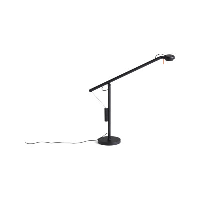 Fifty - Fifty Mini Table Lamp Soft Black (RAL 9004)