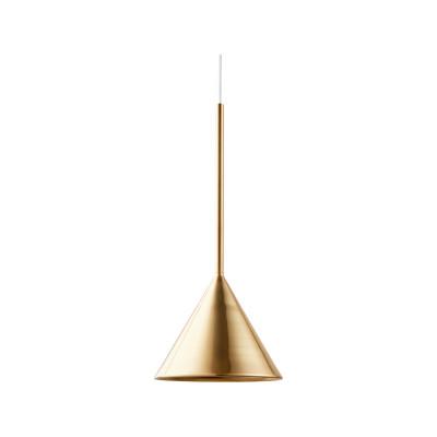 Figura Cone Lighting Brass