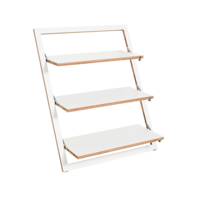 Fläpps Leaning Shelf 80 x 100 3