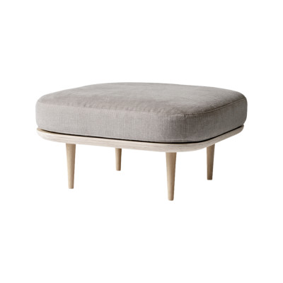 Fly SC9 Footstool White oiled oak, Remix 2 113