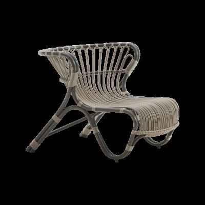 Fox Lounge Chair Mocaccino