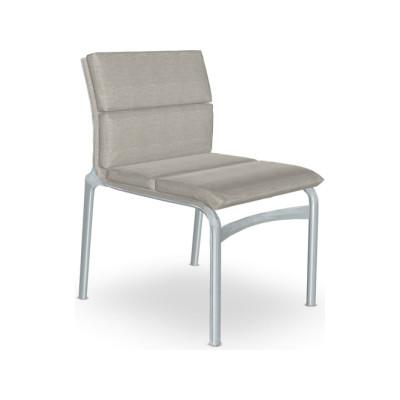 frame 52 soft 408 Armchair Cuba, Stove Enamelled Aluminium - A010
