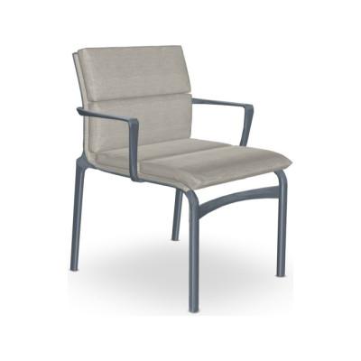 frame 52 soft 409 Armchair Cuba, Stove Enamelled Aluminium - A010