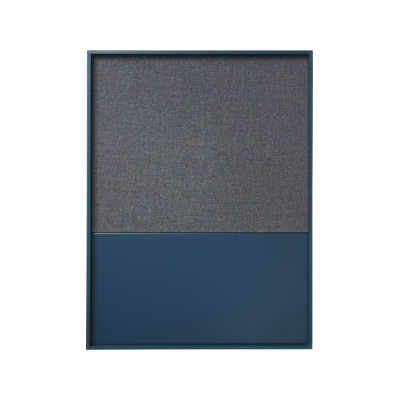 Frame Pinboard Small, Blue