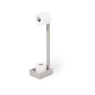 Freestanding Roll Holder Mezza Oyster White