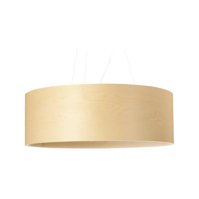 Funk 60/20P Pendant Light Maple