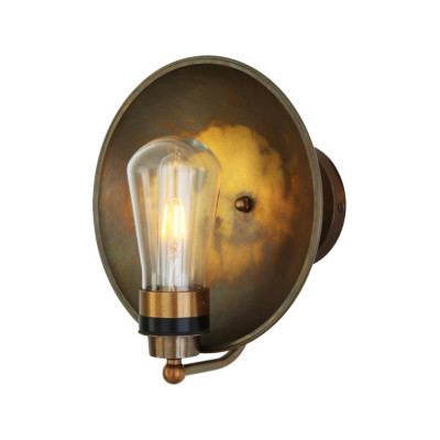 Galit Wall Light Antique Brass