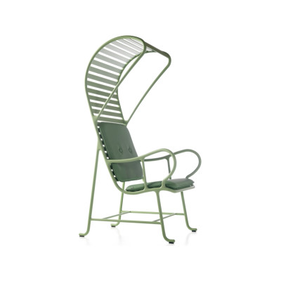 Gardenias Armchair with Pergola - Outdoor Gamma White G04