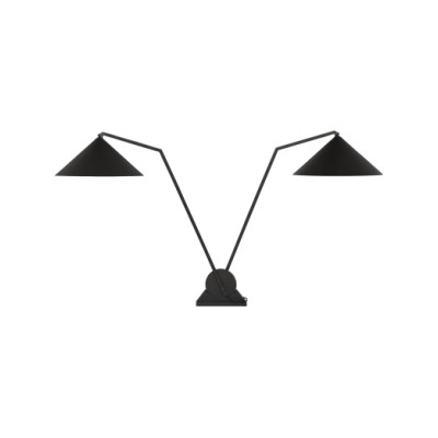 Gear Table Lamp Double
