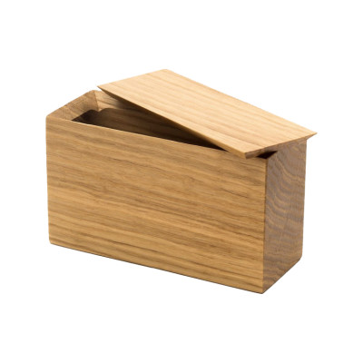 Gemma Box Tall Natural Oak