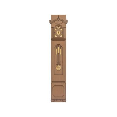 Golden Time Clock