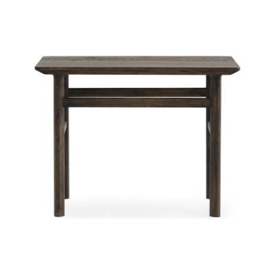 Grow Side Table Smoked Oak