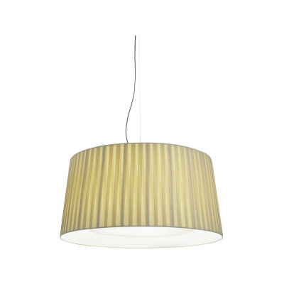 GT7 Pendant Light Black, Natural