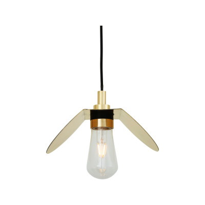 Hali Pendant Light Powder Coated White