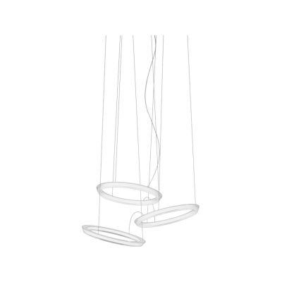Halo Circular Pendant Light - 3 LEDs