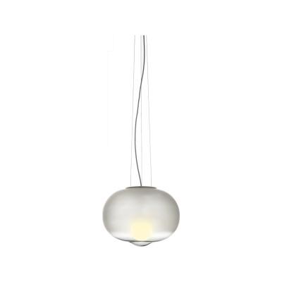 Hazy Day Pendant Light White LED, 44cm