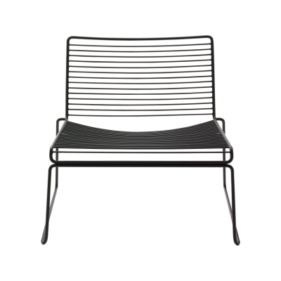 Hee Lounge Chair Black