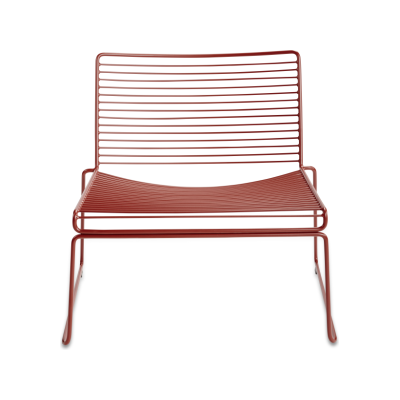 Hee Lounge Chair Rust