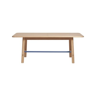 Helene Extendable Table Grey Blue