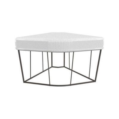 Herve 7 Corner Table Paranà - Bianco 157