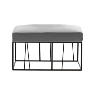Herve Table/Ottoman Paranà - Bianco 157