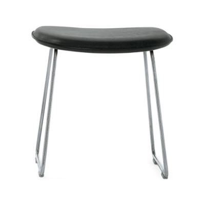 Hi pad Stool Small OP 1048, Pelle Extra Leather Extra 983